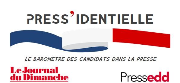 EDD et le Journal du Dimanche : bilan du baromètre Press'identielle 2017